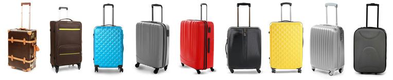 スーツケースは色々ある