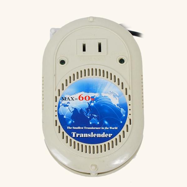 海外旅行用 携帯変圧器