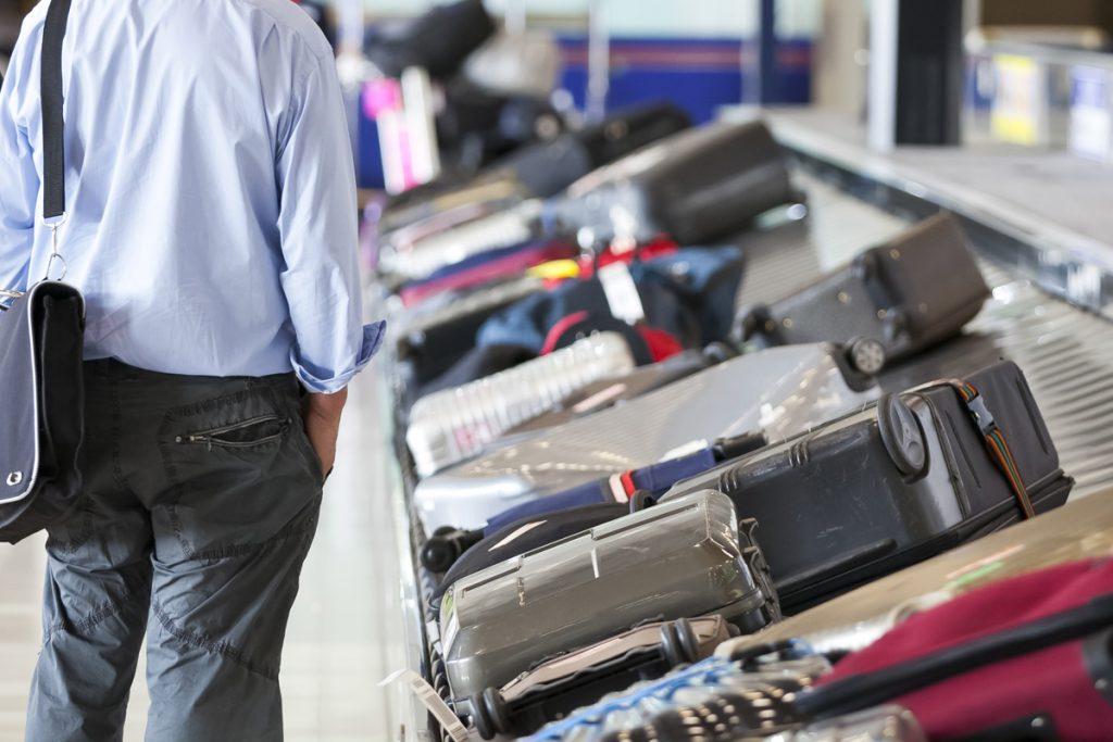 もしスーツケースが壊れていたら