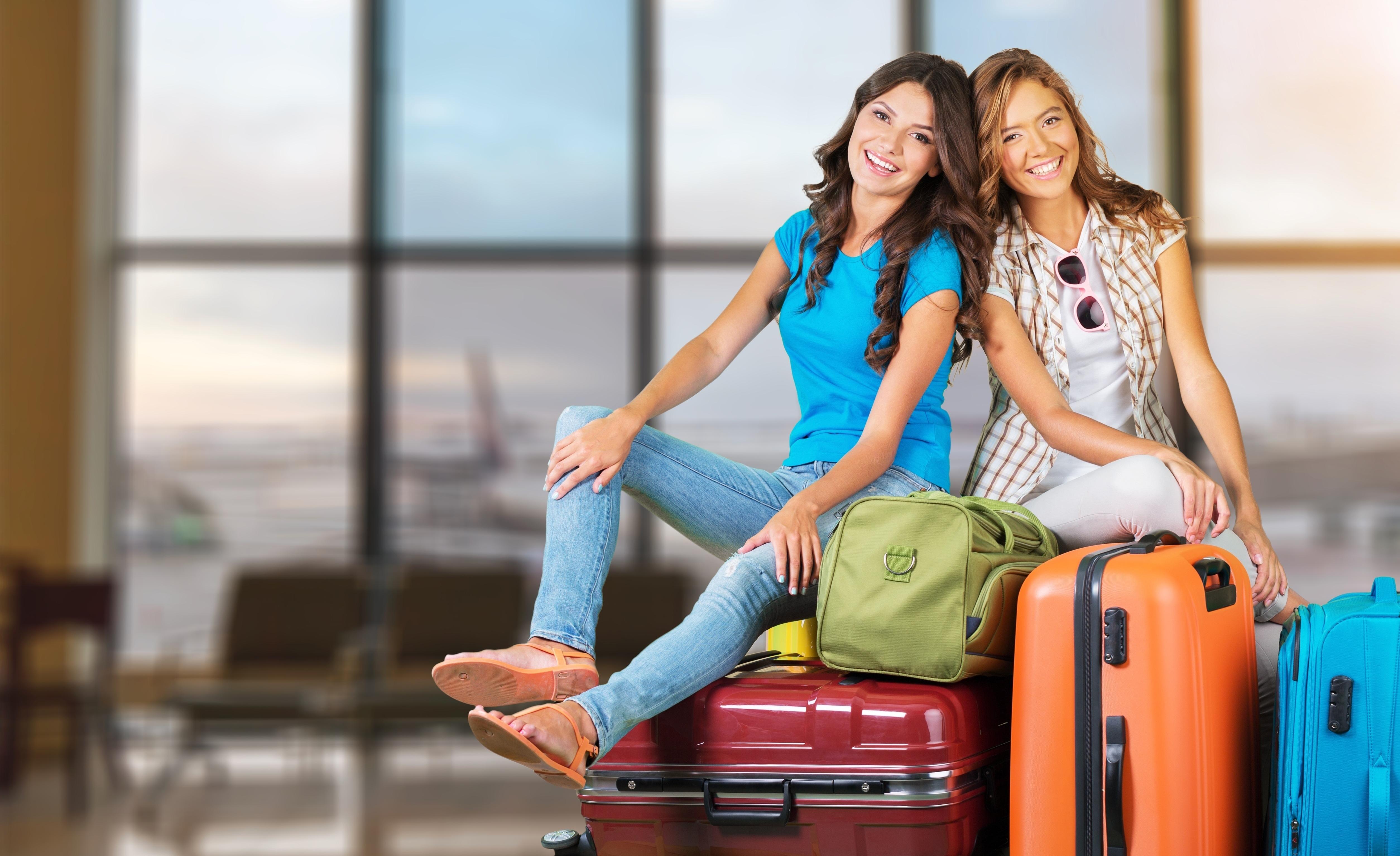 友達と卒業旅行