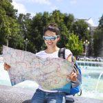 旅行のプランをつくることが大切
